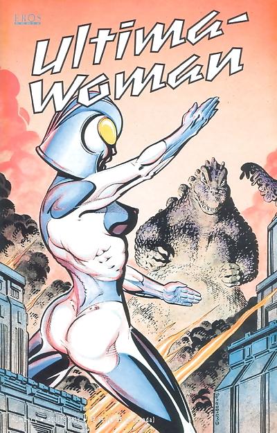 Ultima-Woman #2