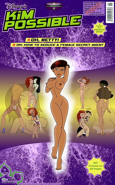 Kim Possible- Oh, Betty! –..