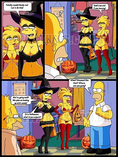 Tufos- Os Simpsons 13 –..