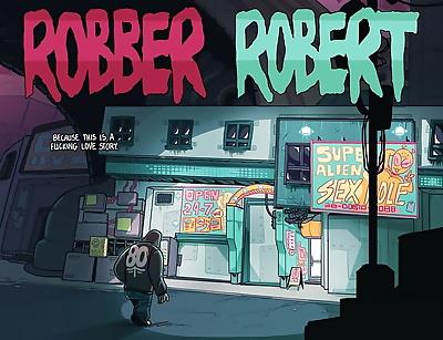 Jasper- Robber Robert- Mad..