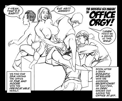 ISM - Orgies vs Family Values