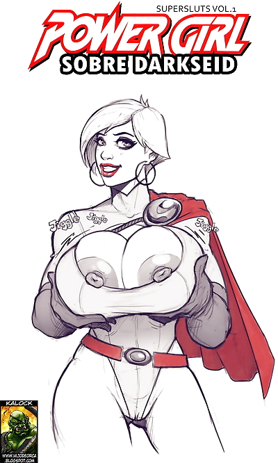 DevilHS Power Girl Sobre..