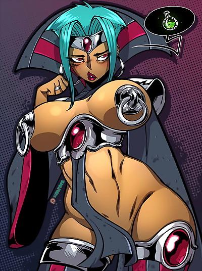 Xamrock The Evil Enchantress..
