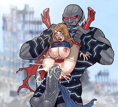 Supergirl: Dominated by..