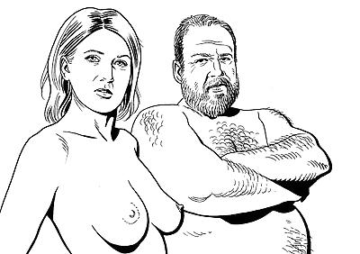 Bruce Morgan Artwork for Mia..